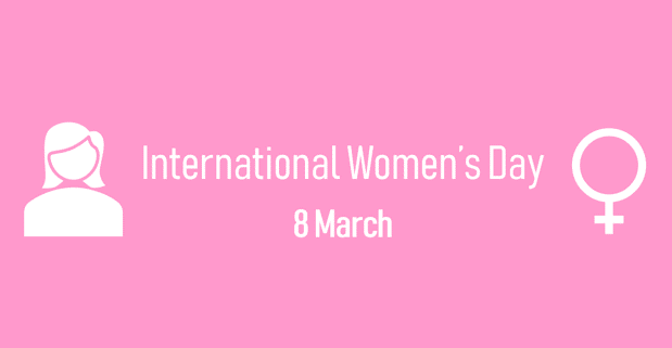 International Women's Day, 8 March