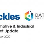 Webinar - Automotive and Industrial Market Update November 2020
