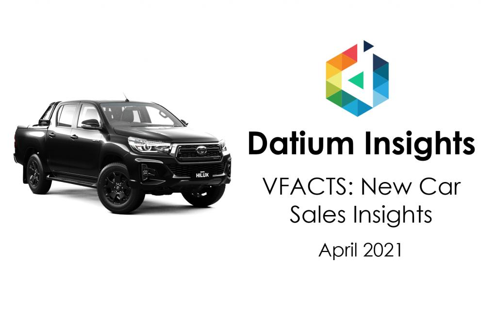 Datium Insights Monthly VFACTS Update
