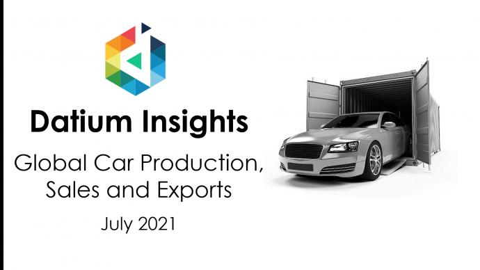 Datium Insights Monthly Car Supply Update
